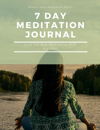 7 Day Meditation Journal